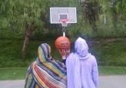 hijab and basketball