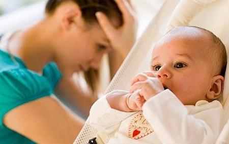 産後うつ 育児ノイローゼ ママ ストレス イライラ