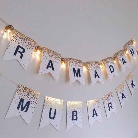 10 Ways You Can Get Crafty And Creative This Ramadan