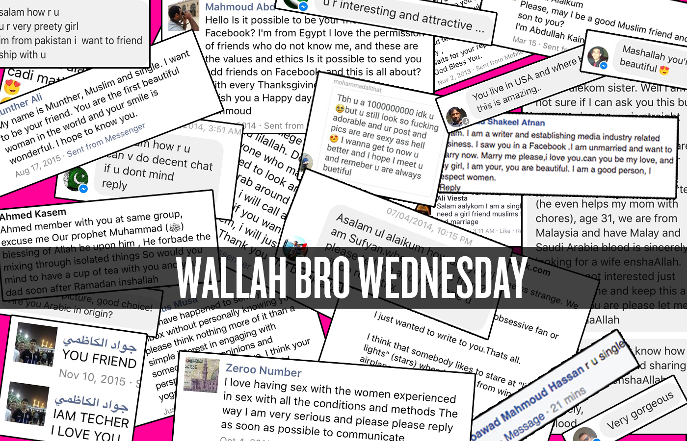 How to spot a wallah bro a meme guide
