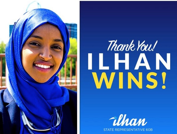 Ilhan Omar Wins Minnesota Congressional Primary thumbnail