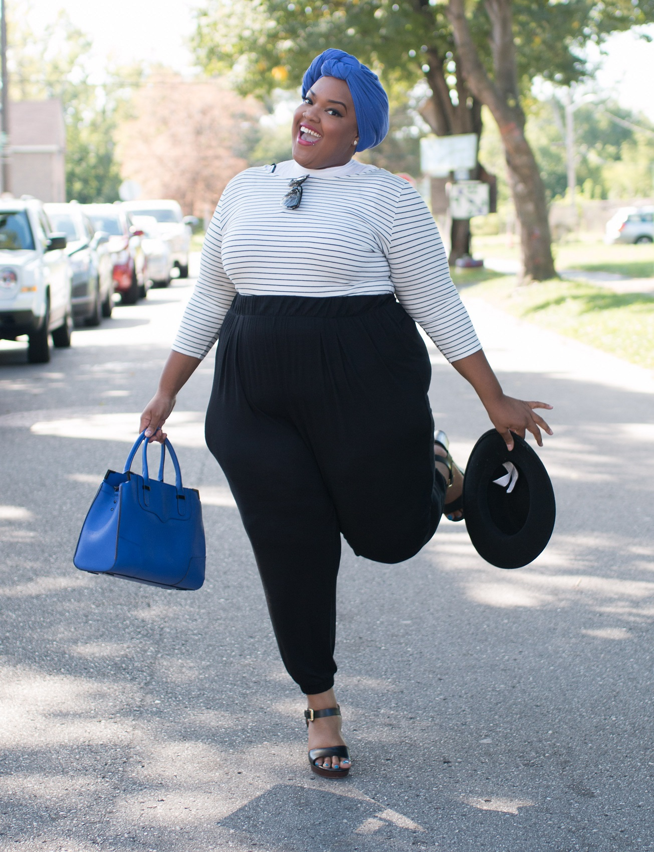 plus size detroit blogger body positive style muslim girl 13
