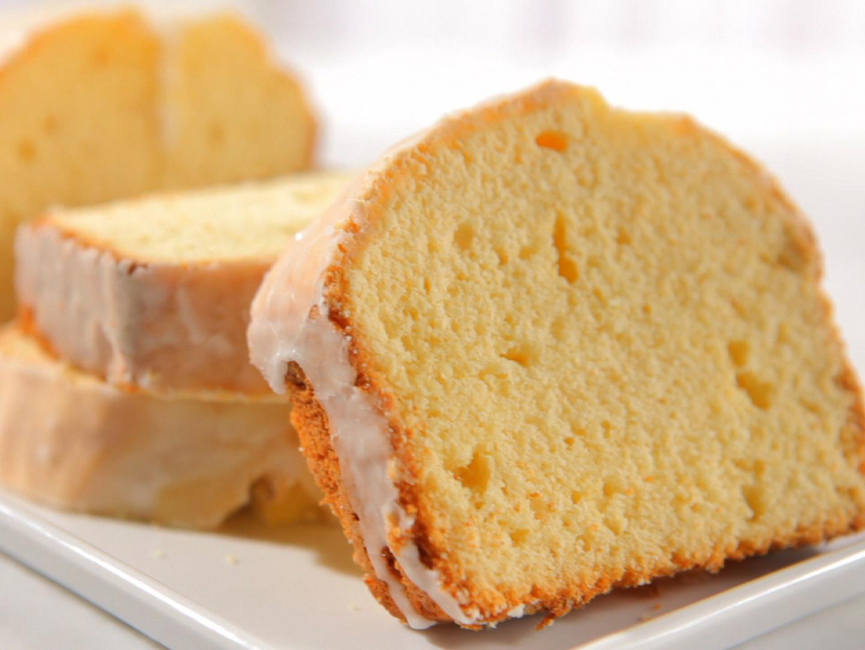Basic Recipe Pound Cake