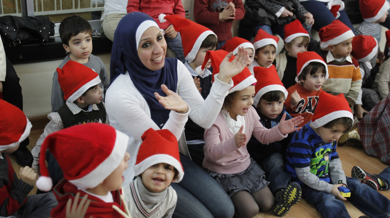 im muslim and this is how i really feel about christmas