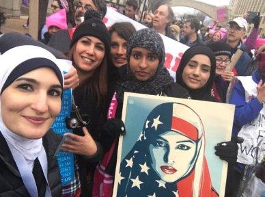 president trump muslim woman