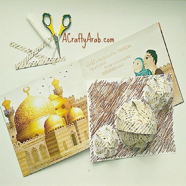 Photo from A Crafty Arab.