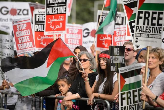 pro-palestinian-protest-london